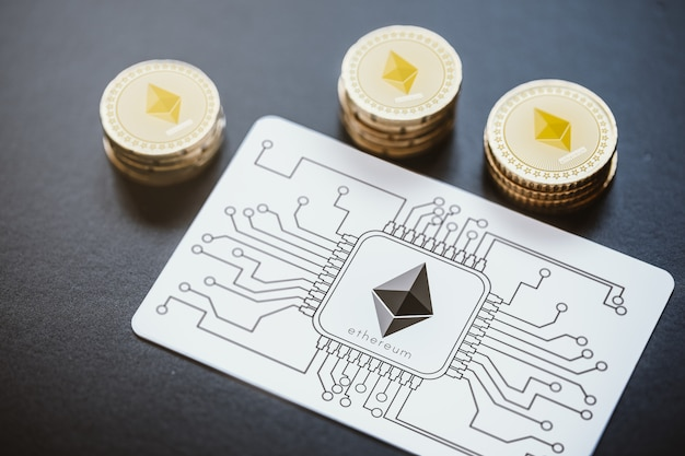 Payment with ethereum technology