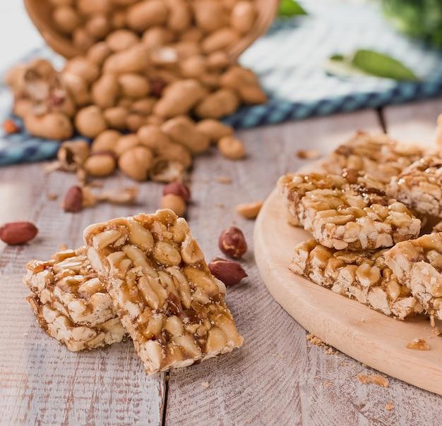 Pe de moleque - brazilian traditional peanut butter