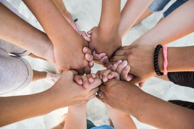 Группа мирного протеста и партнерство протестующих за единство и разнообразие