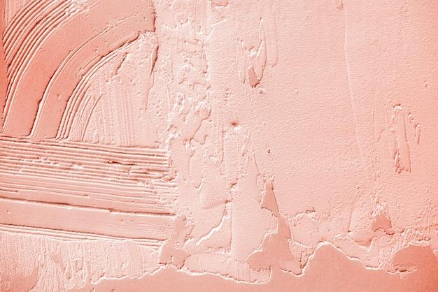 Текстура мазка кистью персик
