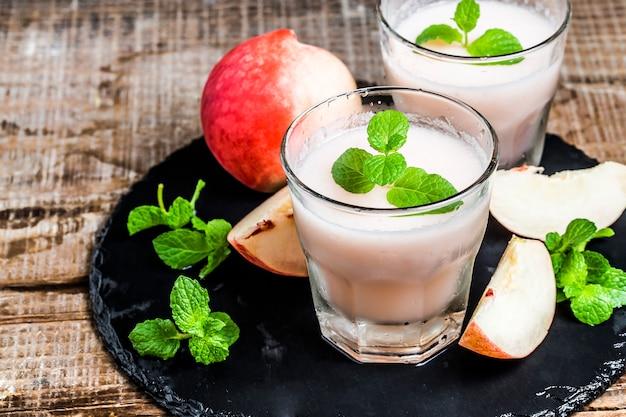 Peach juice
