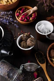 Персик дракона: традиционный китайский чай