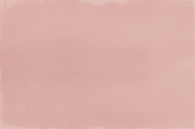 Peach paint on a canvas textured