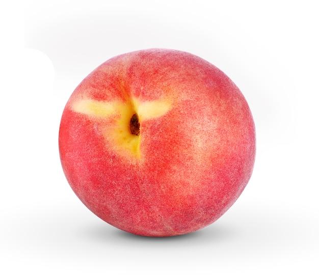分離した桃