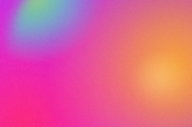 Peachy pink and orange abstract gradient texture background