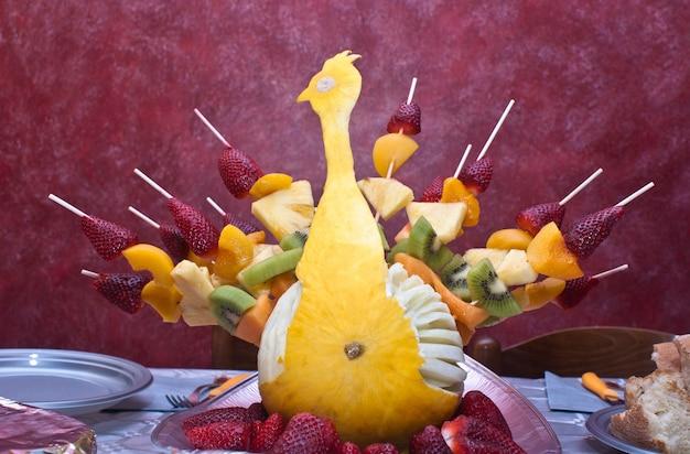 孔雀の果実