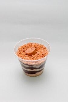 Арахисовый десерт с пакокой, очень популярный в рио-де-жанейро.