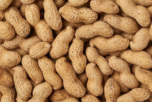 Peanuts background texture
