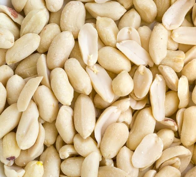 ピーナッツの背景