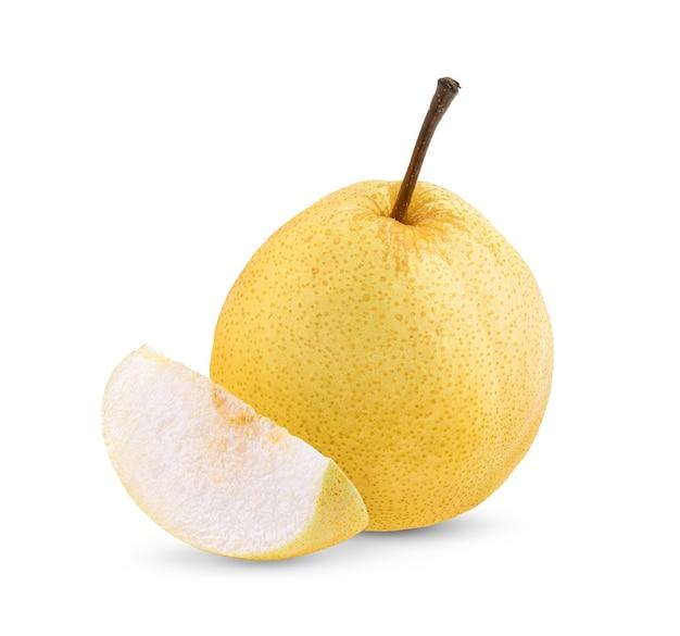 Плоды груши изолированные
