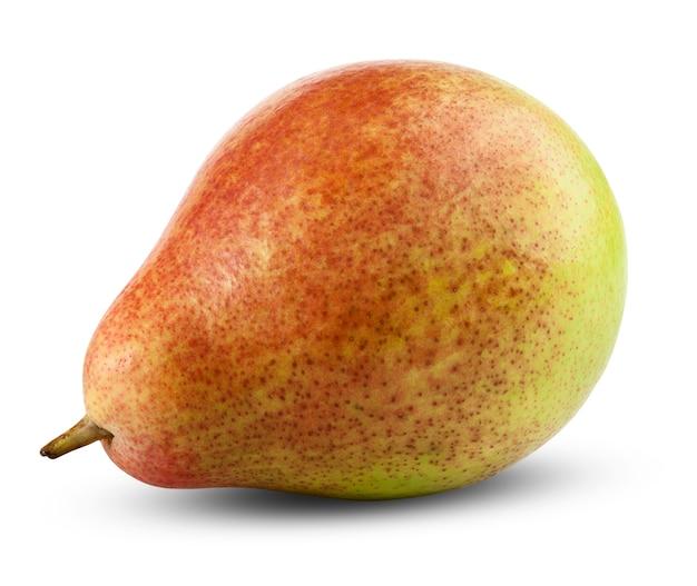 白で隔離される梨
