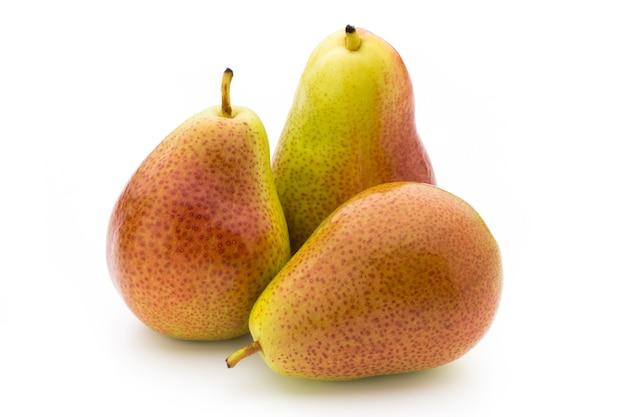 分離された梨