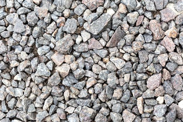 Pebbles arragement flat lay