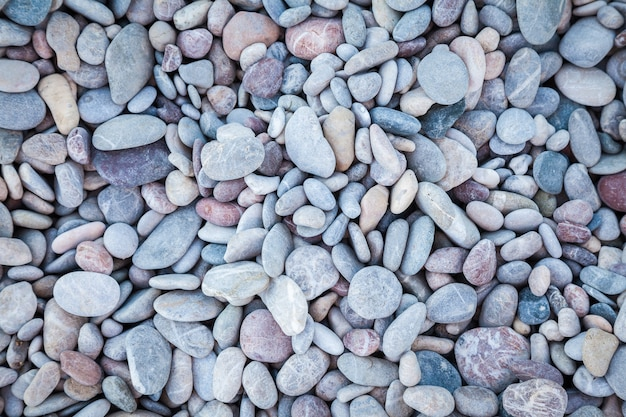 Pebbles surface