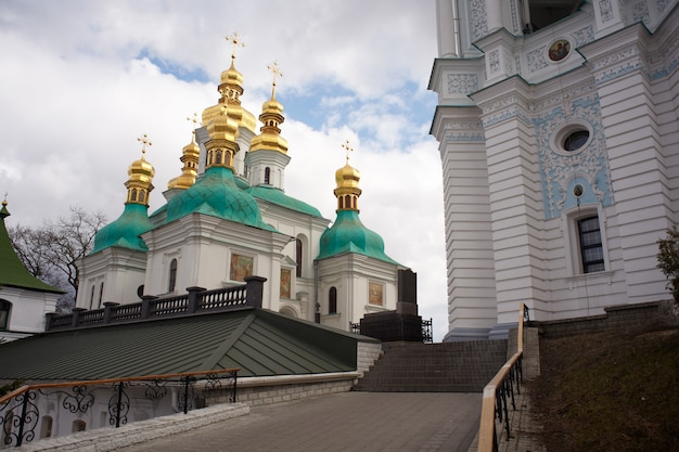 Pechersk lavra monastery, kiev