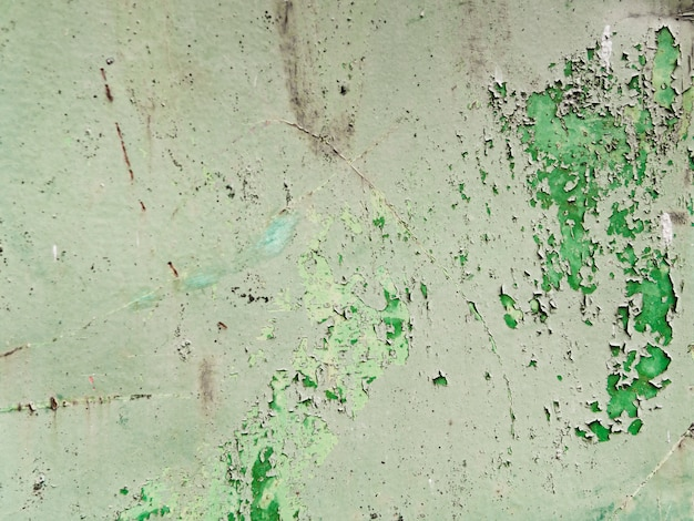 Peeled old wall background