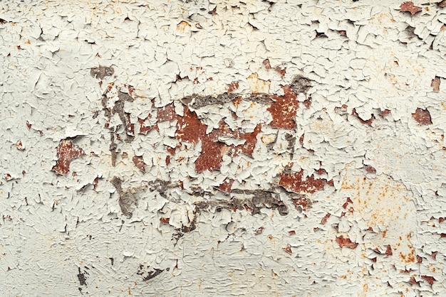 오래 된 페인트 벽 배경 필 링