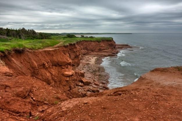 Pei coastal scenery   hdr