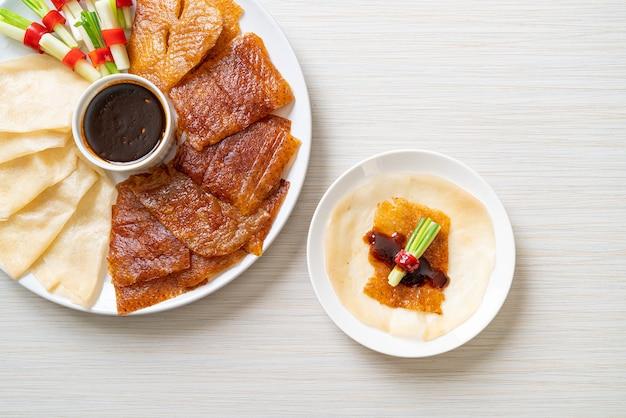 Peking duck - chinese food style