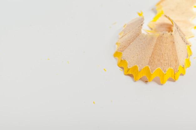 Pencil close up