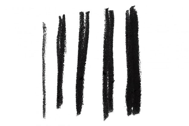 鉛筆画イラストアートメイクアップ美容化粧品