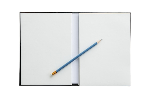 Pencil with paper