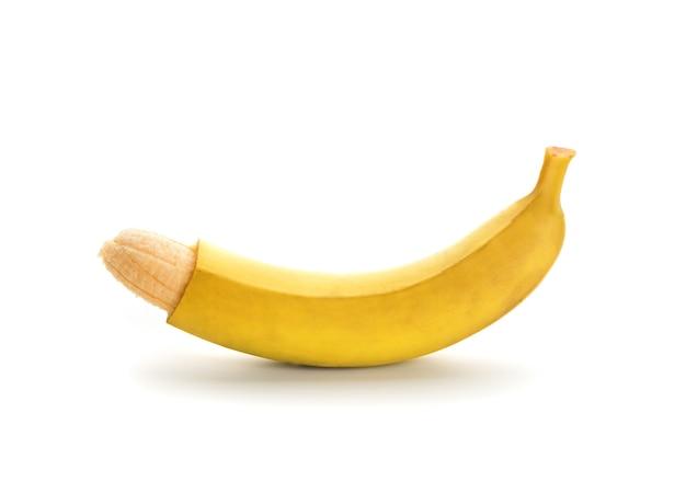 バナナのようなペニス