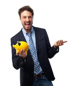 People boss face bank retirement