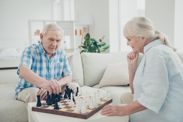 체스를 함께하는 사람들