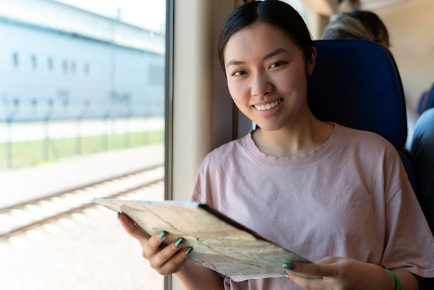 People traveling without covid worries