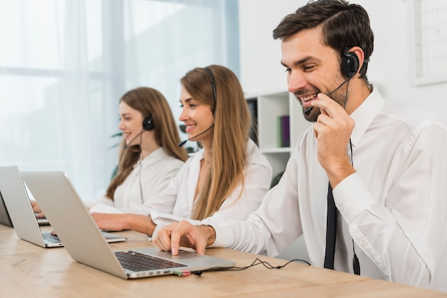 Call Center to Close Your New Members