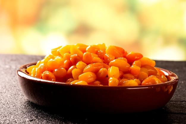Перец желтый фонарь чили, capsicum chinense