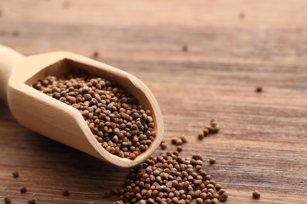 건강을위한 들깨 씨앗
