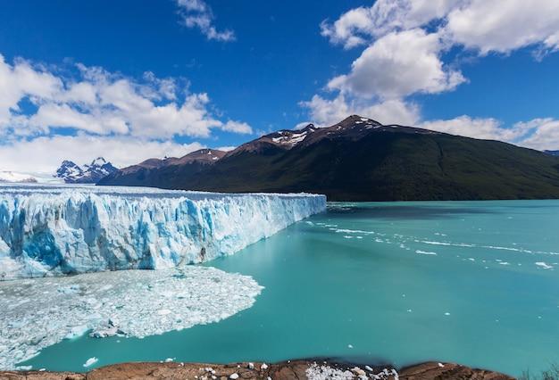 Ледник перито морено в аргентине Premium Фотографии