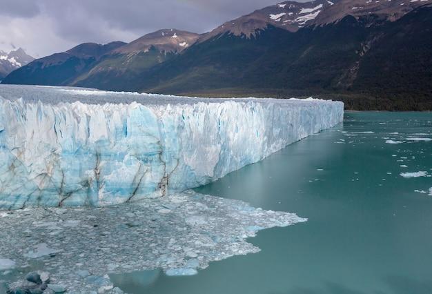 Ледник перито морено в аргентине