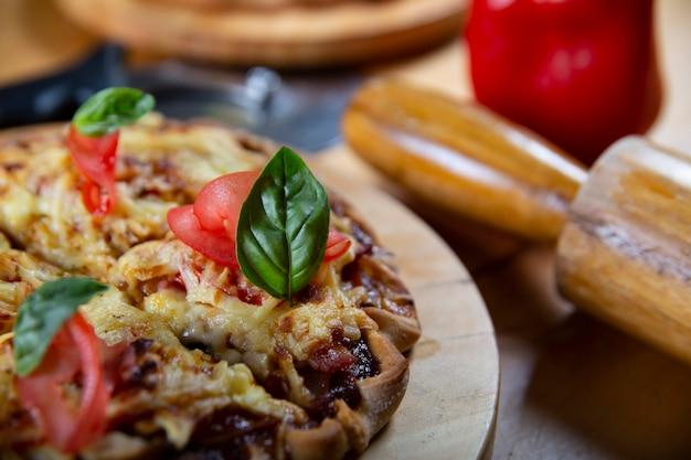 ペルーのピザ