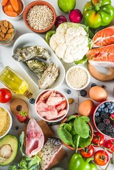 Pescetarian diet plan ingredients