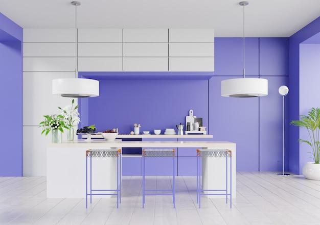 Phantom blue kitchen 2020.