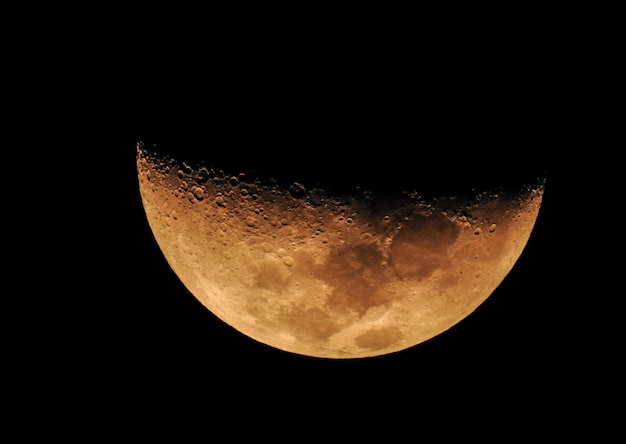 Phase of the yellow moon