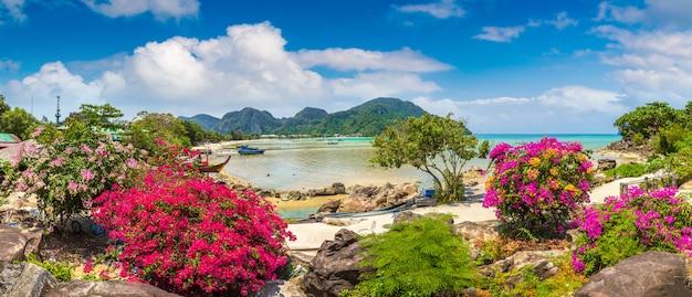 Phi phi don island, thailand
