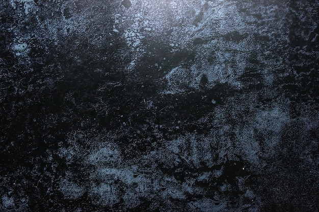 Photo background dark marble black stone the table top is made of stone painted cement