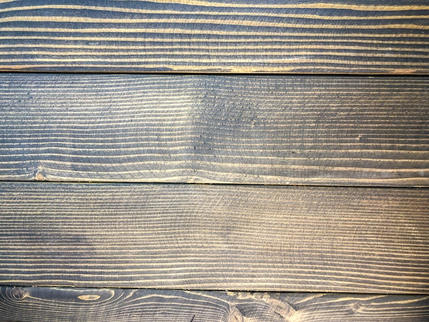 Photo background of wood painted black, wood texture.