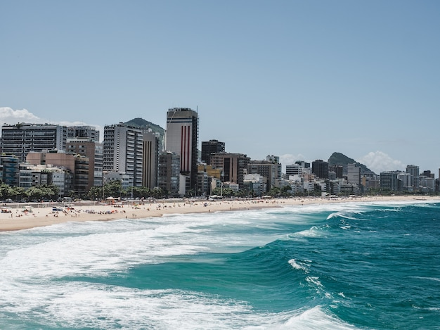 Photo of the beautiful and magical city of rio de janeiro and its famous places