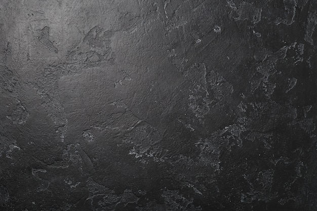 Photo of black painted wall.