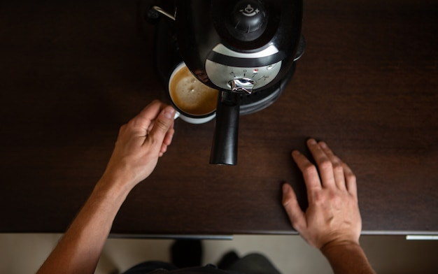 Photo of coffee maker
