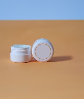 Photo cosmetic packaging