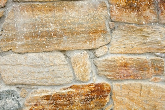 Photo of a plain Brick wall for background