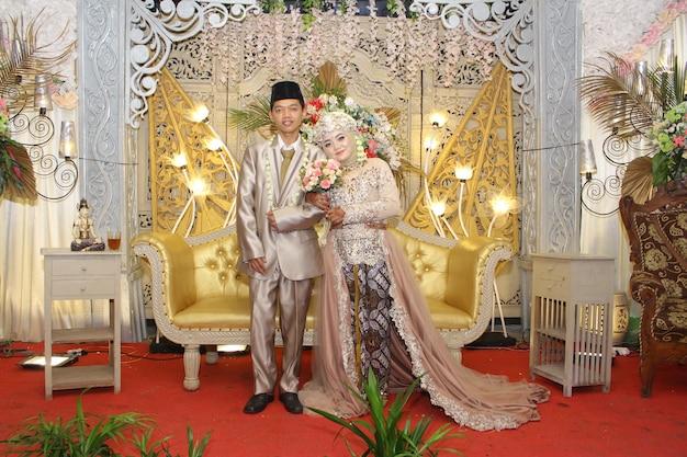 Фото индонезийской свадьбы с семьей