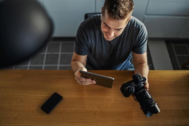 写真レビュー。写真家のハードワーク、仕事への献身