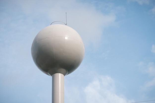 Photo of water tank.